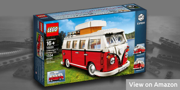 Lego Creator Car Set VW T1