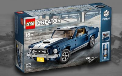6 Best Lego Creator Car Sets – Reviews
