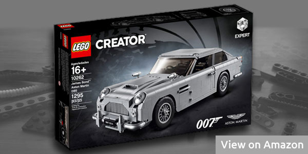 Lego James Bond's Aston Martin