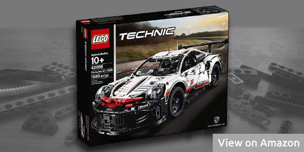 Lego Technic GT Race Car