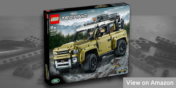 Lego Technic Land Rover Defender