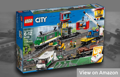 Lego City Cargo Train Set