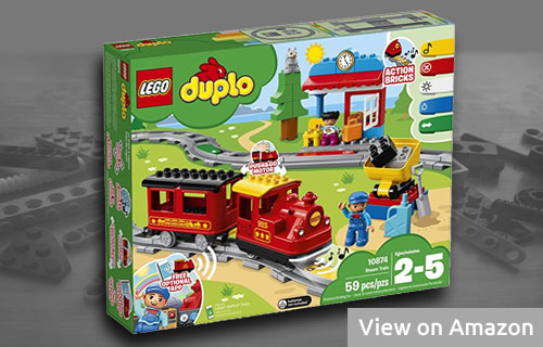 Lego Duplo Steam Train Set RC