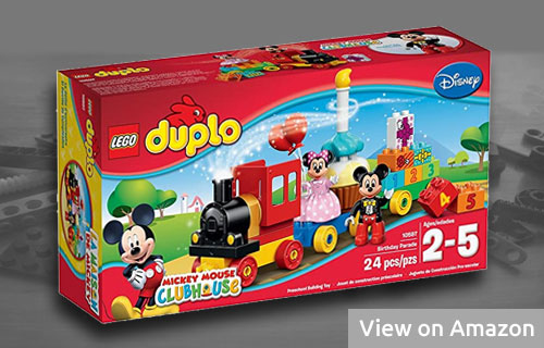 Lego Duplo Train Set