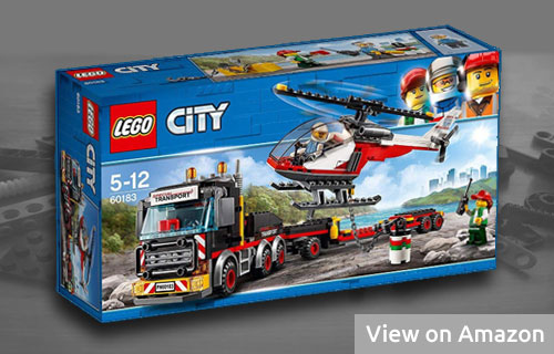 Lego Heavy Cargo Transport