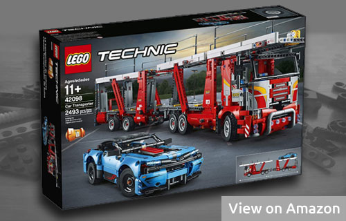 Lego Technic Truck Set