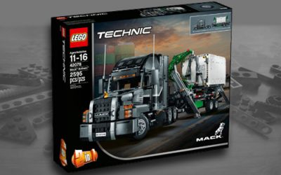 8 Best Lego Trucks Sets