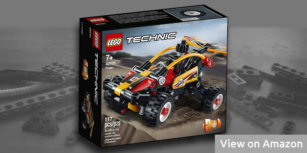 Lego Technic Set Under 300 Pieces