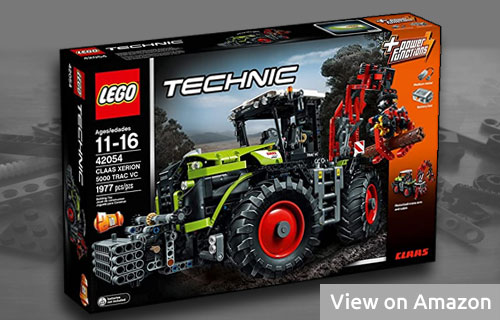 Lego Technic Claas Power Functions