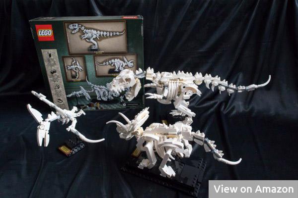 Lego Dinosaur Fossils 21320 Box