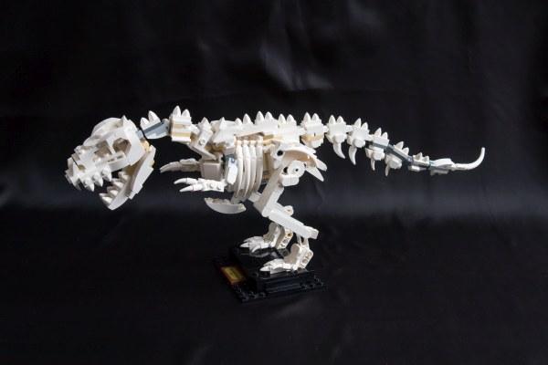Lego Dinosaur Fossils 21320 Set