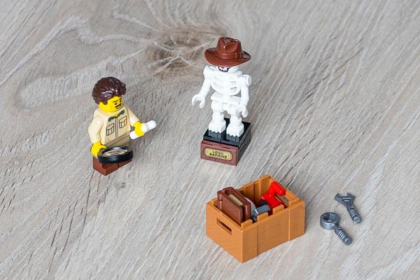 Lego Dinosaur Fossils Minifigures