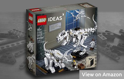 Lego Dinosaur Fossils Box