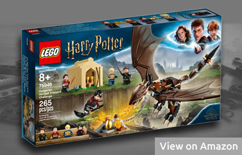 Lego Harry Potter Dragon Set