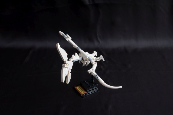 Lego Ideas Dinosaurs Pteranodon