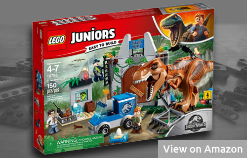 Lego Juniors Dinosaur Set