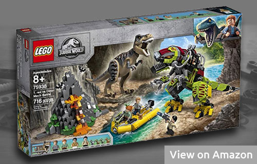 Lego Jurassic World Set