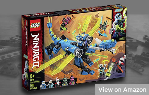 Lego Ninjago Cyber Dragon