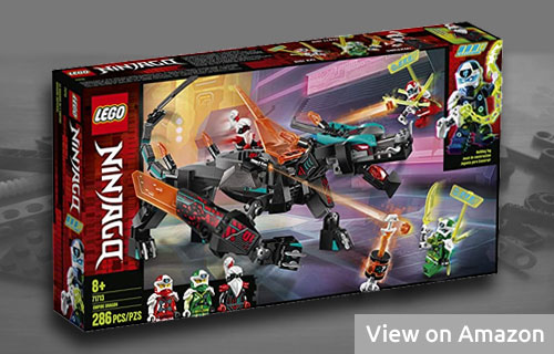 Lego Ninjago Dragon Set