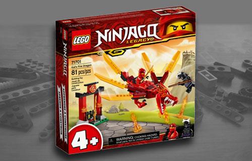 Best Lego Ninjago Dragon Sets