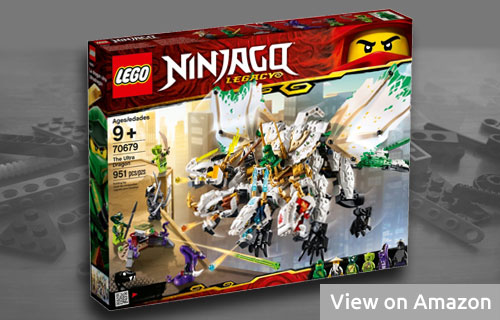Lego Ninjago Ultra Dragon Set