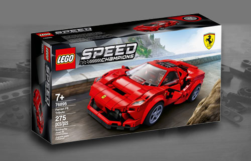 Best Lego Speed Champions Ferrari Sets