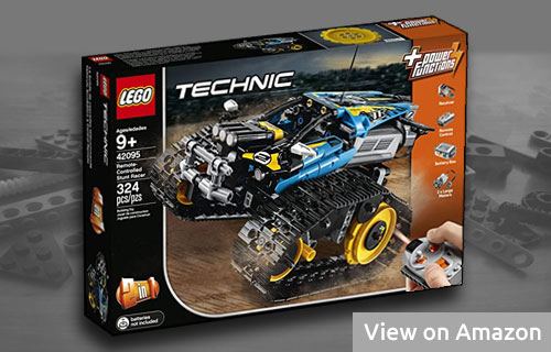 Lego Technic Remote Controlled Racer
