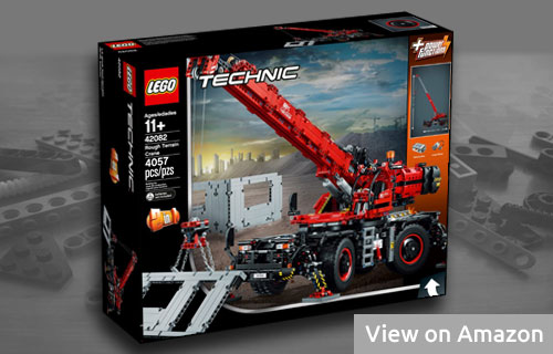 Lego Technic Set with Motors