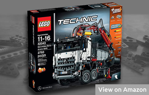 Lego Technic Set with Pneumatics