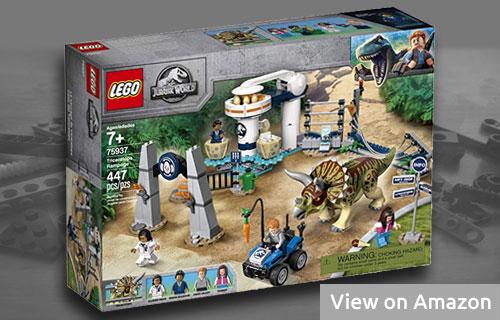 Lego Triceratops Set