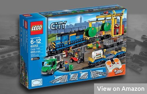 Lego City Cargo Train 60052 Set