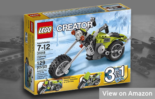 Lego Highway Cruiser Motorcycle