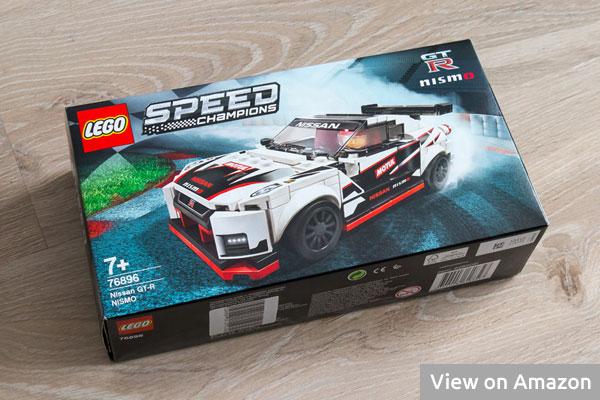 Lego 76896 Nissan GT-R Nismo Box