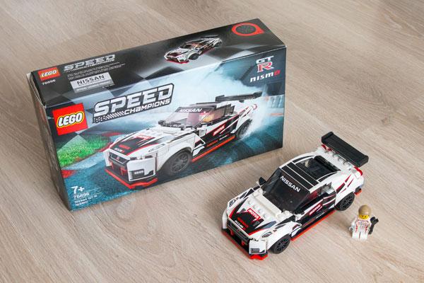 Lego 76896 Nissan GT-R Nismo Set