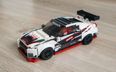 Lego 76896 Speed Champions Nissan GT-R Nismo Review