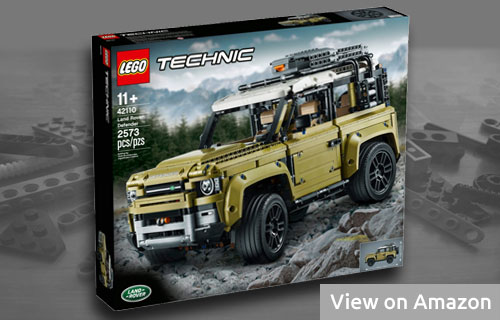 Lego Technic Car for Adults