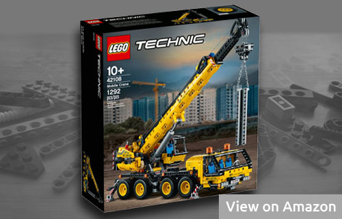 Lego Technic Mobile Crane for Adults