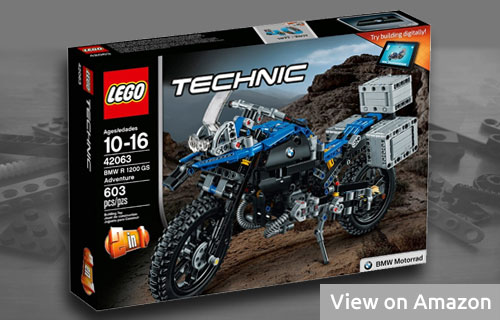 Lego Technic Motorbike for Adults
