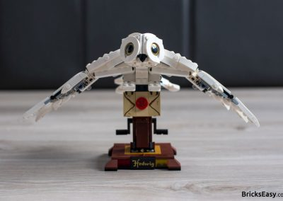 Lego Harry Potter 75979 Hedwig Front