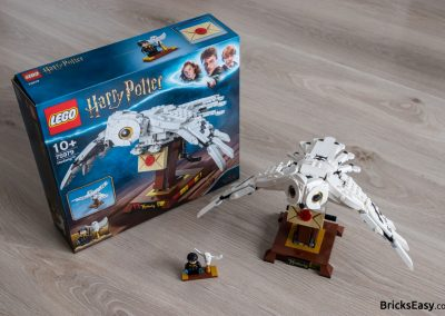 Lego Harry Potter Hedwig 75979 Box
