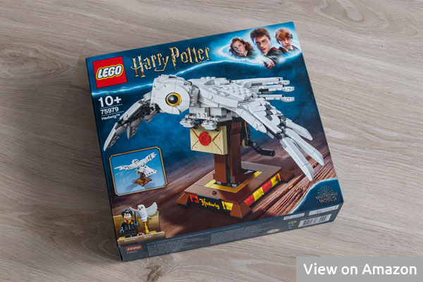Lego Harry Potter Hedwig Box