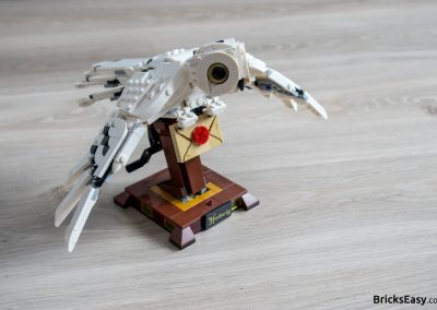 Lego Harry Potter Hedwig Collectible Toy