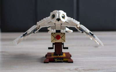 Lego Harry Potter Hedwig 75979 Review