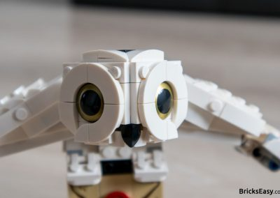 Lego Harry Potter Hedwig Head