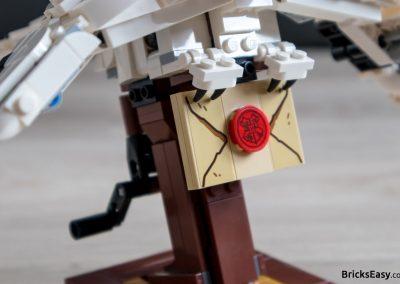 Lego Harry Potter Hedwig Letter