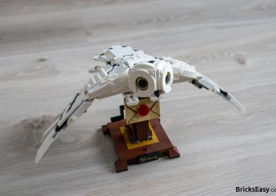 Lego Harry Potter Hedwig Wings Down