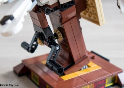 Lego Harry Potter Hedwig Wings Mechanism