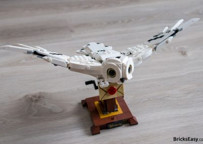 Lego Harry Potter Hedwig Wings Up