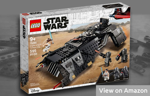 Lego Star Wars Knights of Ren Transport Ship