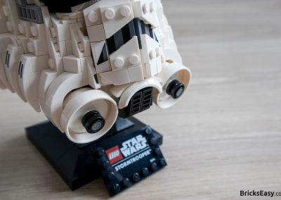Lego Star Wars Stormtrooper Helmet 02